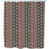 Shade of Roses Shower Curtain