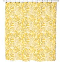Sunflower Burst Shower Curtain