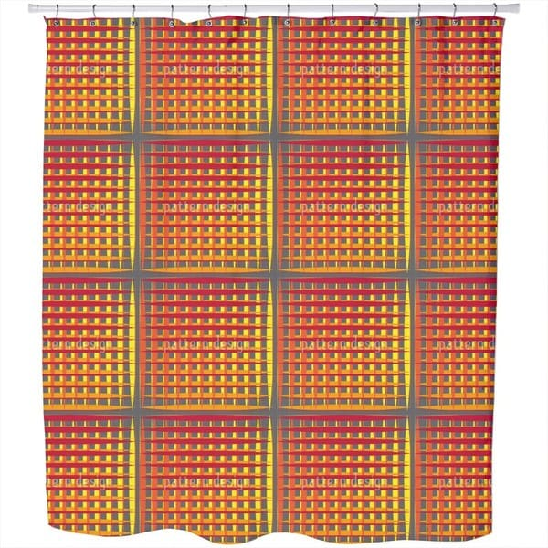 Prison Cell Dream Shower Curtain