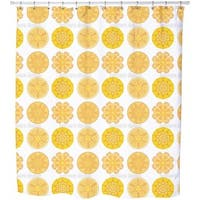 Sun of The East Shower Curtain