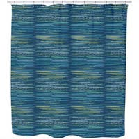 Scattering Stars Shower Curtain