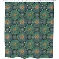 Planetas Shower Curtain