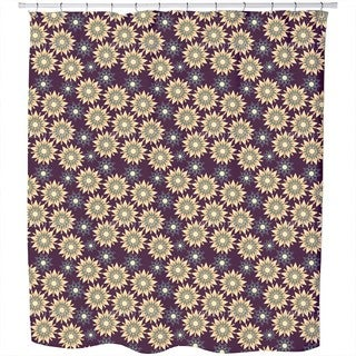 Star Formation At Night Shower Curtain