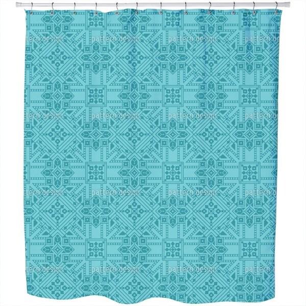 Persepolis Dream Shower Curtain