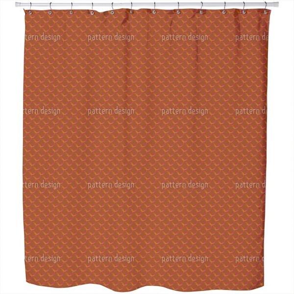 Good Network Shower Curtain