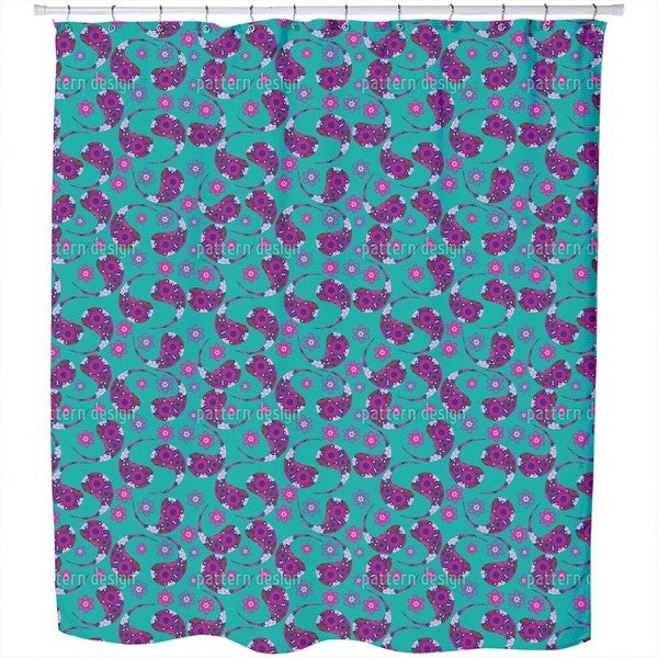 Paisley Dream Shower Curtain