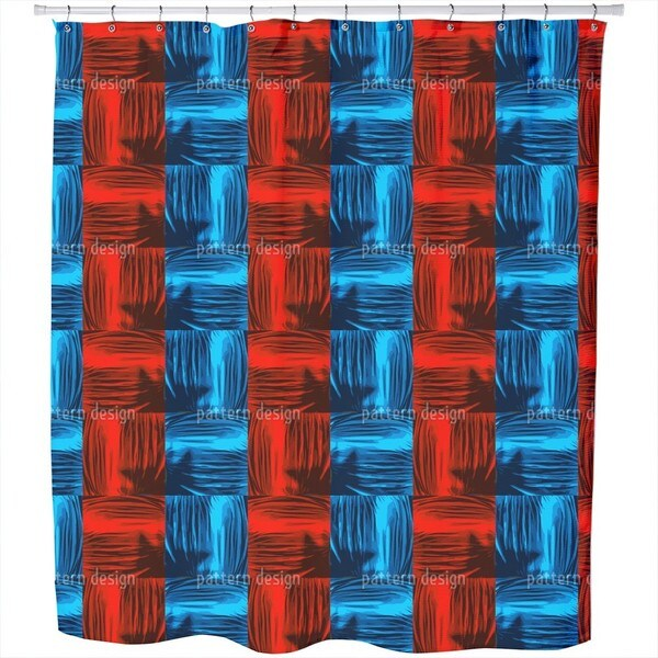 Glamour And Shine Shower Curtain