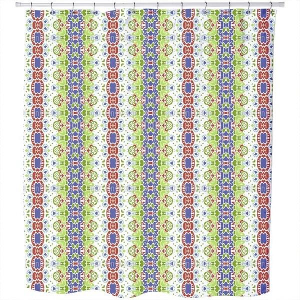 Ornamental Way Shower Curtain