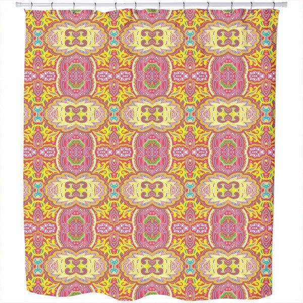 Oriental Dreams Shower Curtain