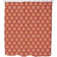 Indian Damask Shower Curtain