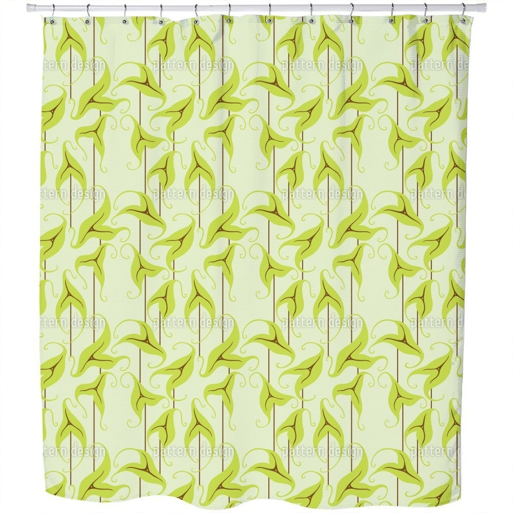 Uneekee Organia Shower Curtain (Extra Long (70 inches X 9...