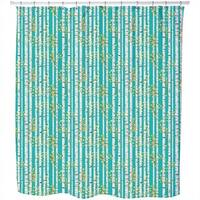 Olgas Birch Grove Shower Curtain