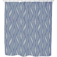 Herringbone Thicket Shower Curtain