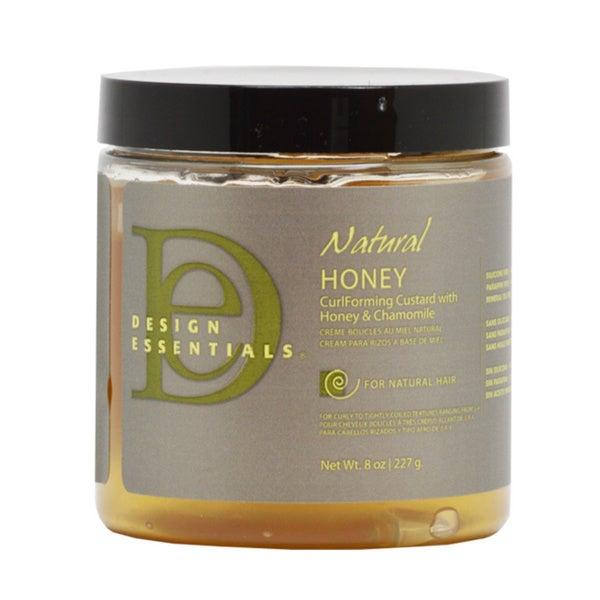 Design Essentials Natural Honey 8 Ounce Curl Forming
