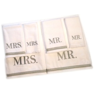 Mr and Mrs 6-piece Gift Set