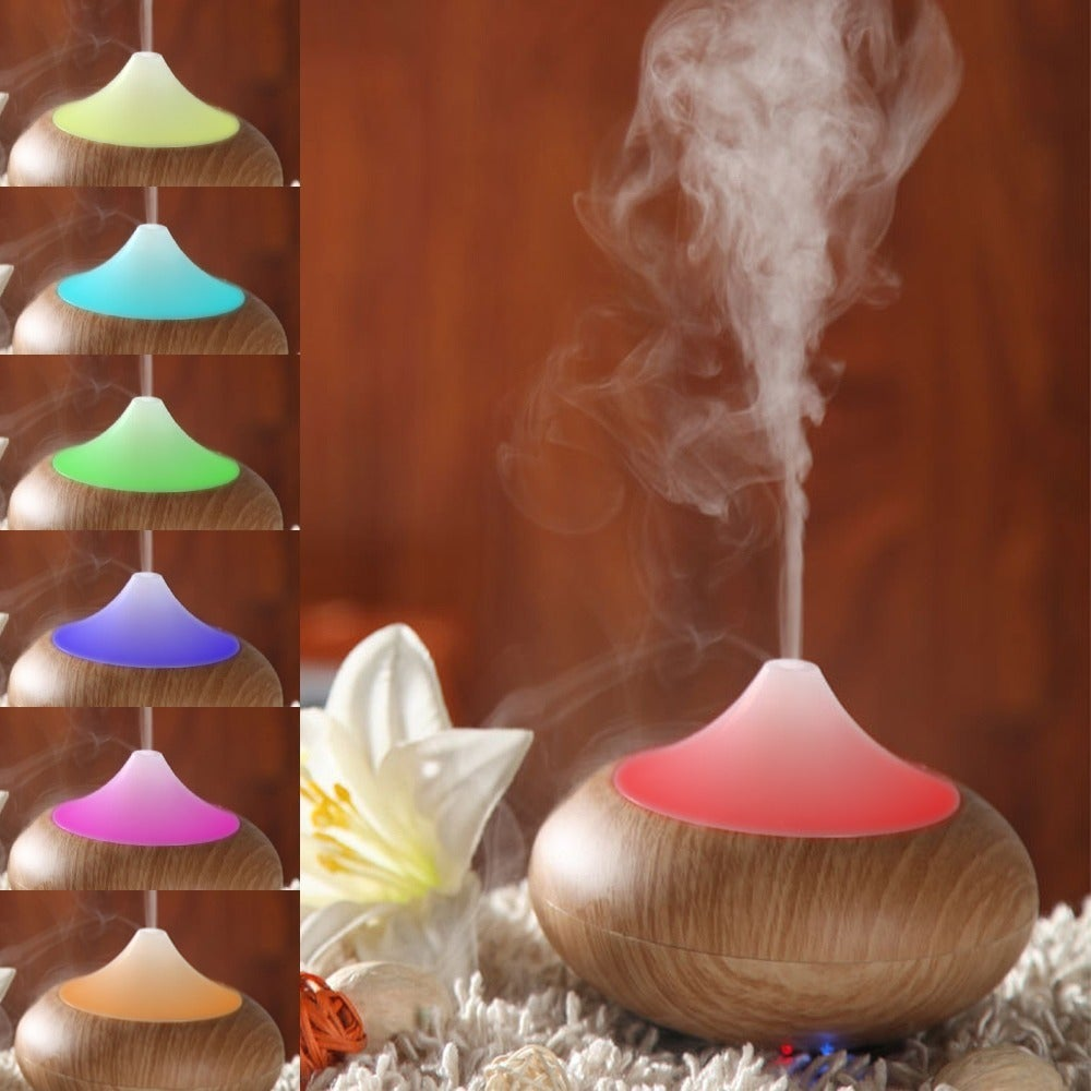 Coutlet Essential Oil Diffuser and Humidifier ([New Versi...