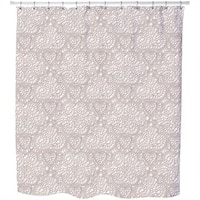 Lace Romance Shower Curtain