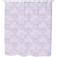 Lace Love Shower Curtain