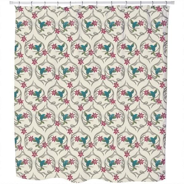 Kolibri Dream Shower Curtain
