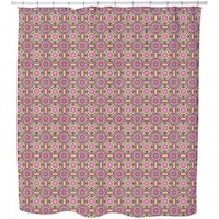 Jolly Mosaic Shower Curtain