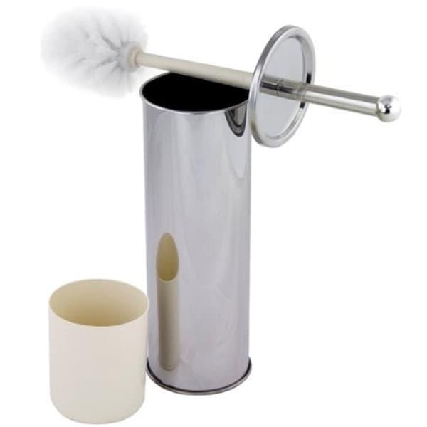 Stainless Steel Toilet Brush and Holder