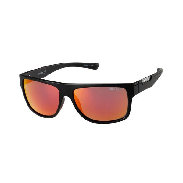 Nascar Sunglasses  nascar sunglasses mens 6 matte black 18552238 com
