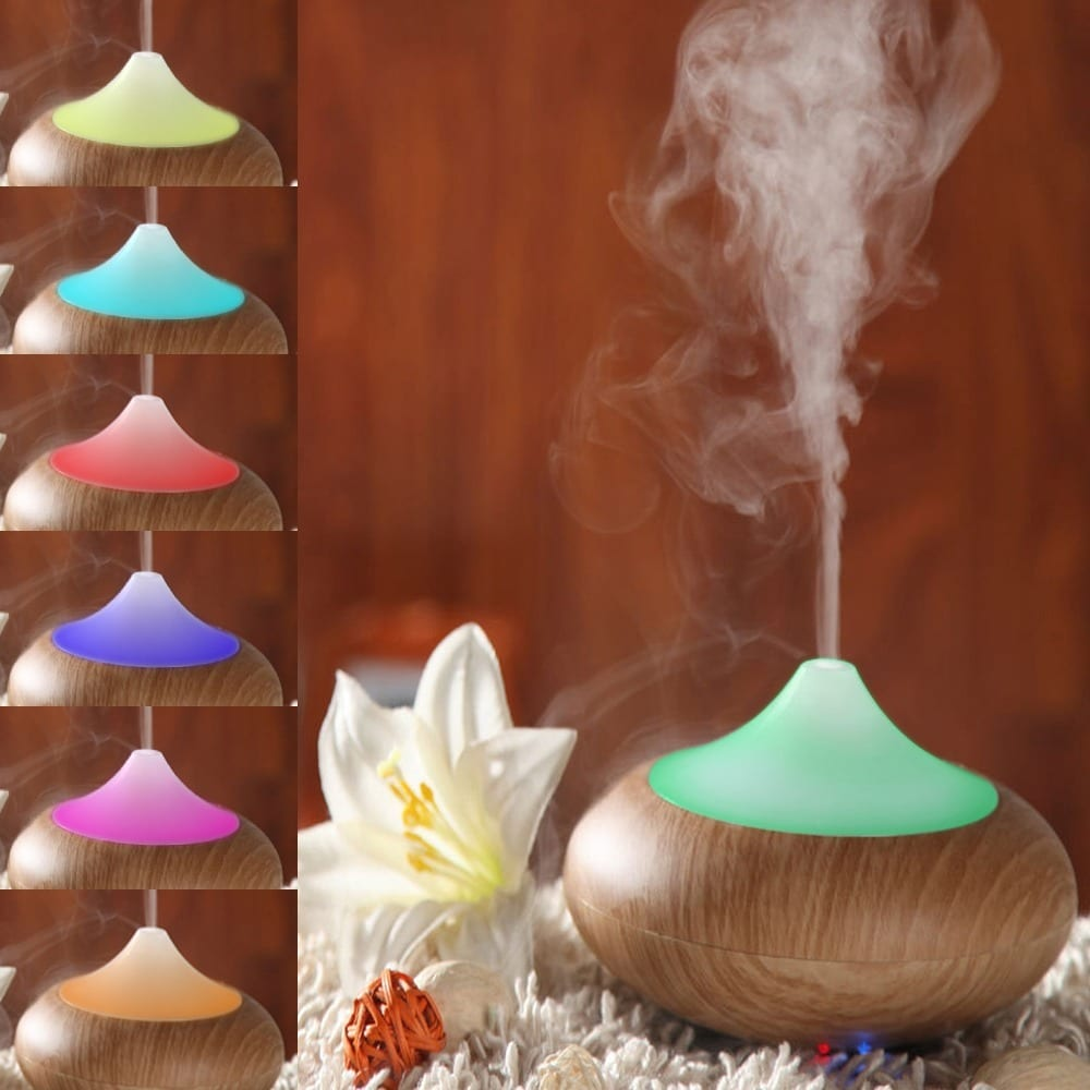 Coutlet Essential Oil Diffuser and Humidifier (VicTsing E...