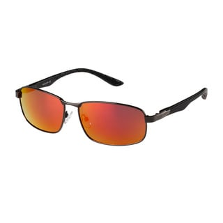 NASCAR Polar Sunglasses Mens 6 Gunmetal