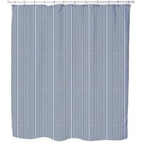 Gentlemen in Stripes Shower Curtain