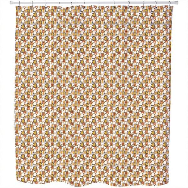 Frames Shower Curtain