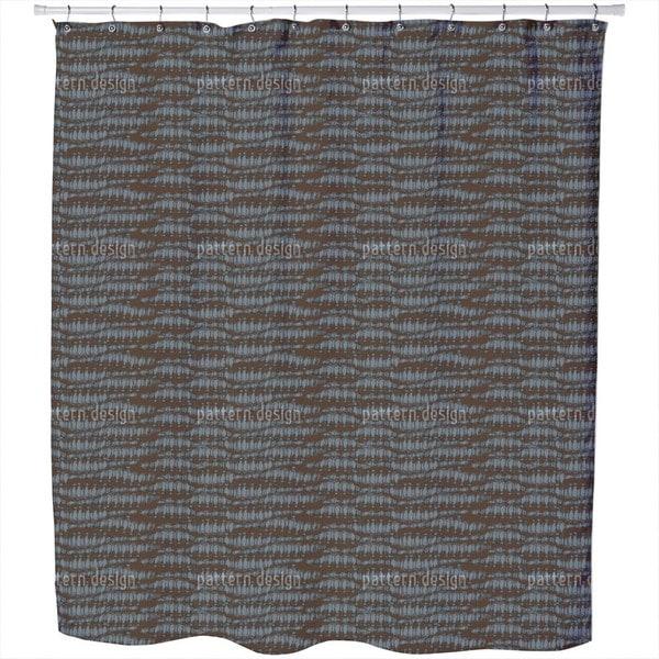 Reptilio Shower Curtain