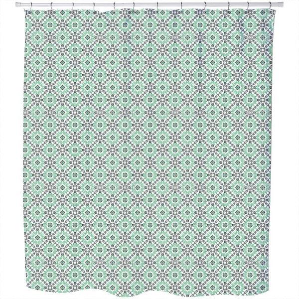 Patten94 Shower Curtain