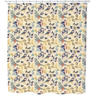 Patch Piep Shower Curtain
