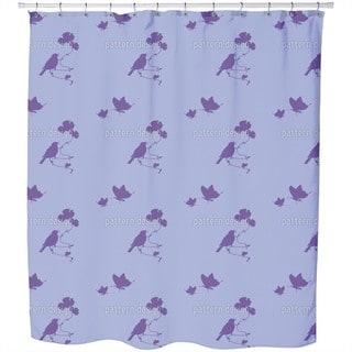Meadow Romance Shower Curtain