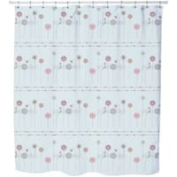Magic Meadow Shower Curtain