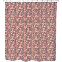 Magic Garden Gryffindor Shower Curtain