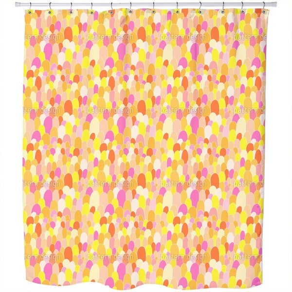 Lollypop Selection Shower Curtain