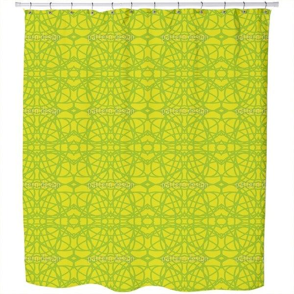 Linguine Shower Curtain