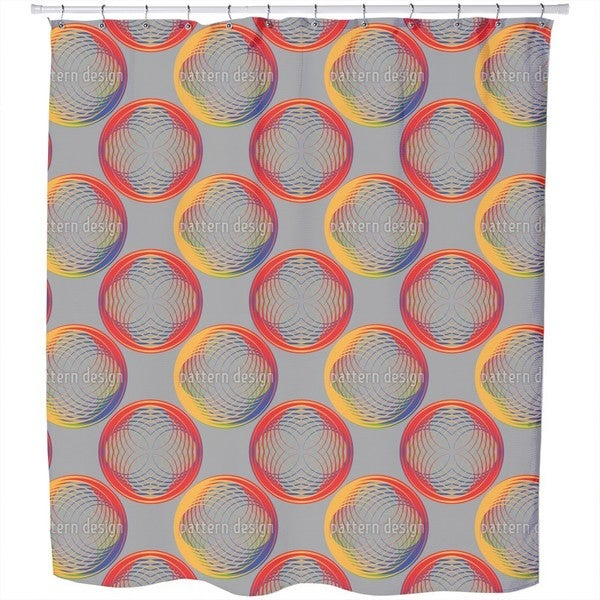 Linaba Shower Curtain