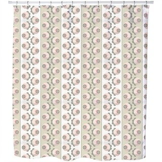 Light of Roses Shower Curtain