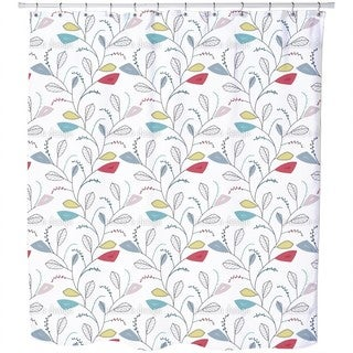 Leaf Traces of Spring Shower Curtain|https://ak1.ostkcdn.com/images/products/11616649/P18552815.jpg?_ostk_perf_=percv&impolicy=medium