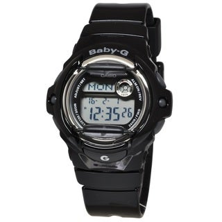 Casio Women's BG169R-1 Baby-G Black Watch