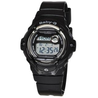 Casio Women's BG169R-1 Baby-G Black Watch