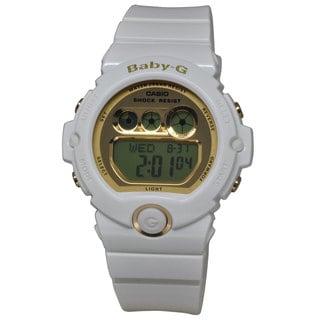 Casio Women's BG6901-7 Baby-G Gold Watch