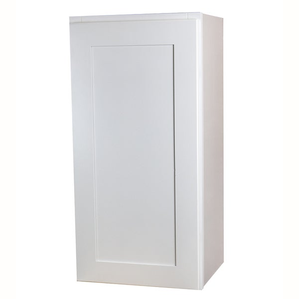 Shop Shaker Style White Kitchen Wall Cabinet Free