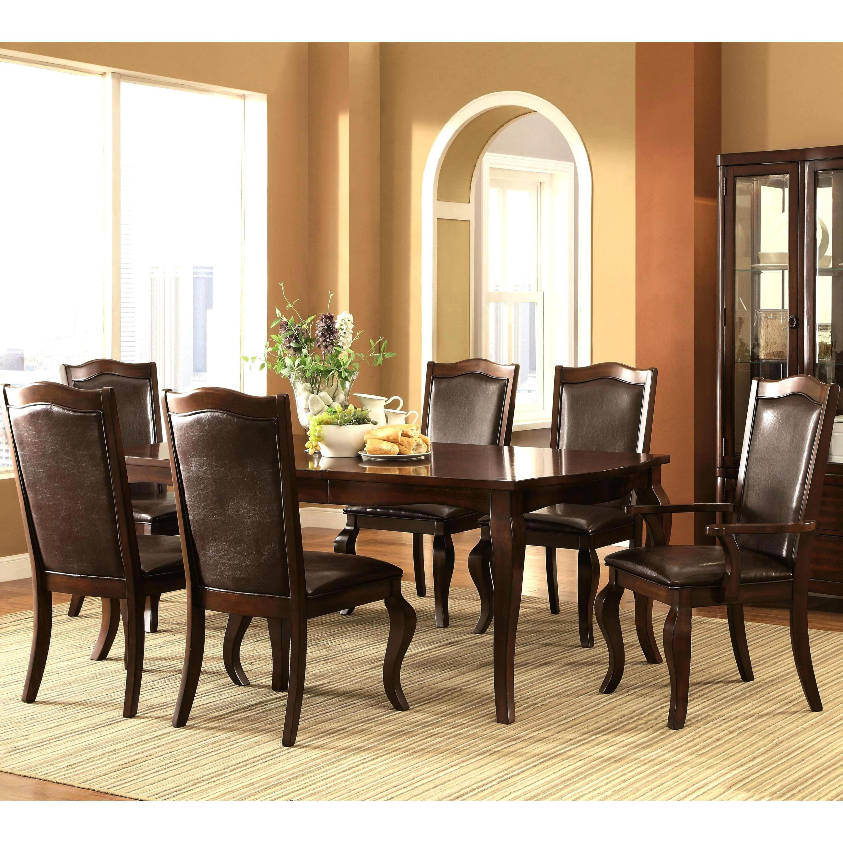 Obernau Rich Classic Crown Design Dining Set (1 Table, 2 ...