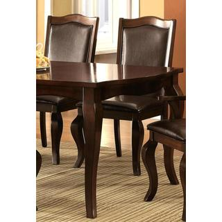 Obernau Rich Classic Crown Design Dining Chairs (Set of 2)