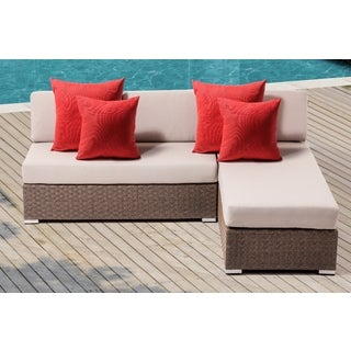 OVE Decors Leads 2-piece Lounge Seating Group with Cushion