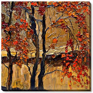 Justyna Kopania 'Autumn (tree)' Fine Art Print
