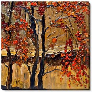 Justyna Kopania 'Autumn (tree)' Fine Art Print